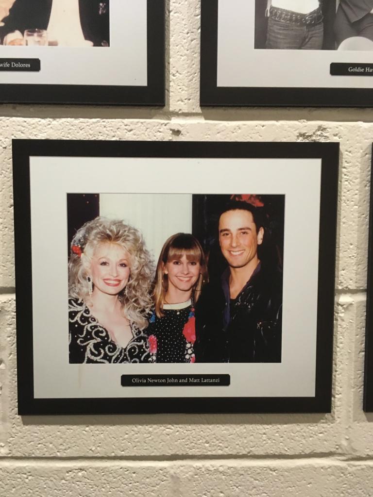 Dollywood. Dolly Parton. Olivia Newton- John.
